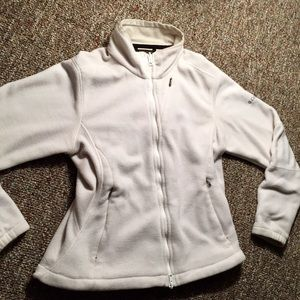 COLUMBIA INTERCHANGE TITANIUM FLEECE